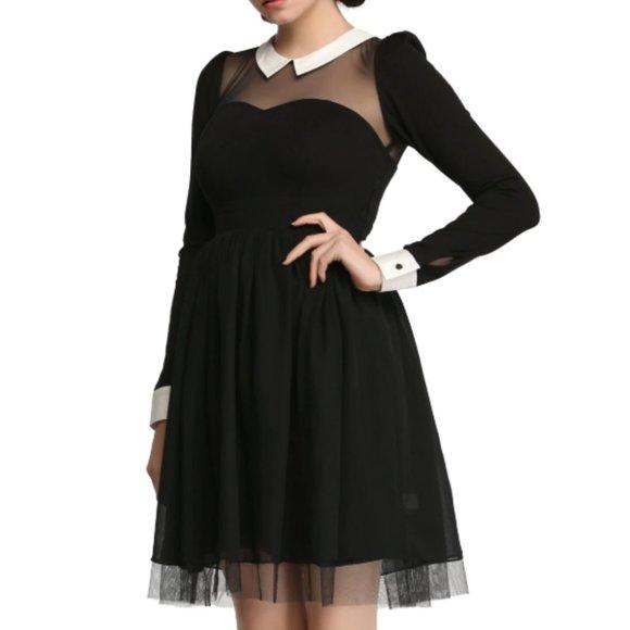 Hot Topic Dresses Ahs Maid Dress American Horror Story Murder House Poshmark